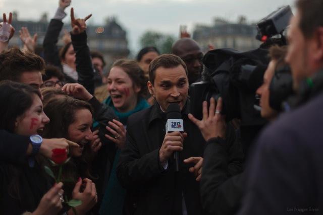 Victoire de Hollande : on vous raconte la fête de la Bastille !
