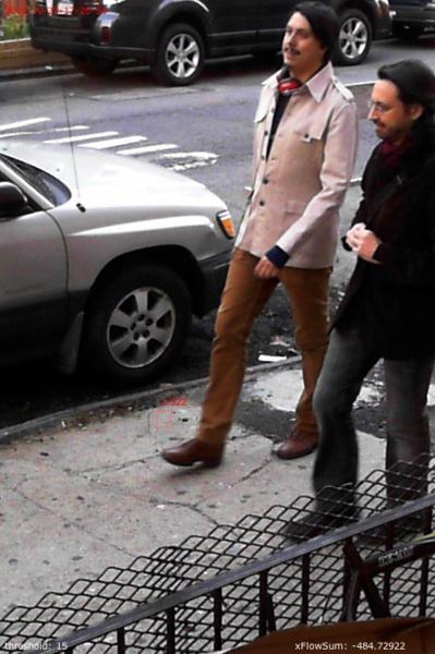 Styleblaster : observez les hipsters de Williamsburg en temps réel