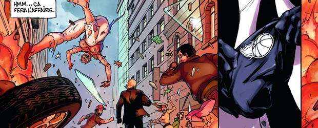 «Bad Ass », le comics français qui envoie du pâté – Interview