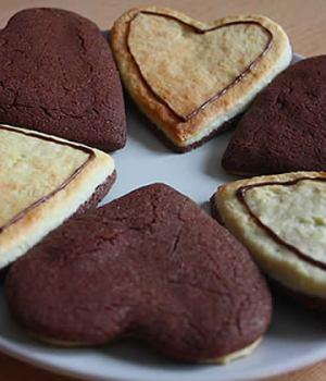 recette-sables-chocolat-amandes