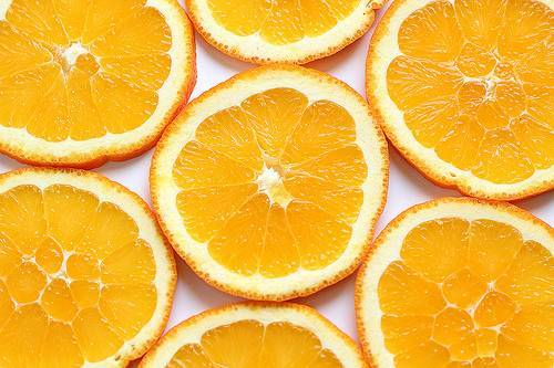 infusion oranges