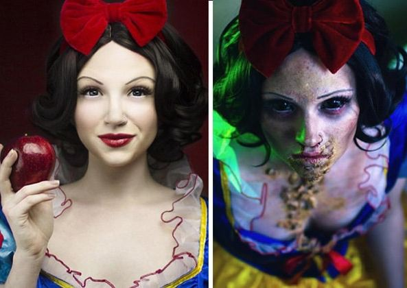 maquillage-princesses-disney