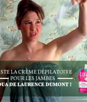 test-creme-depilatoire-jambes-loua-laurence-dumont