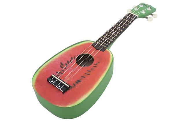 ukulele-pasteque