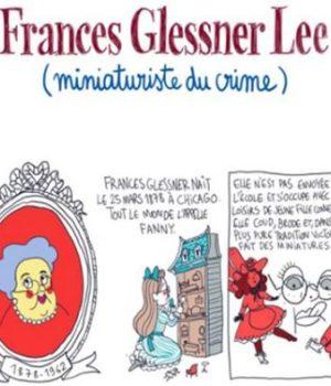 frances-glessner-lee-les-culottees-penelope-bagieu