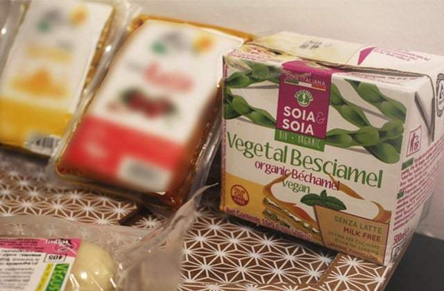 La sauce bolognaise aux protéines végétales — Recette végane