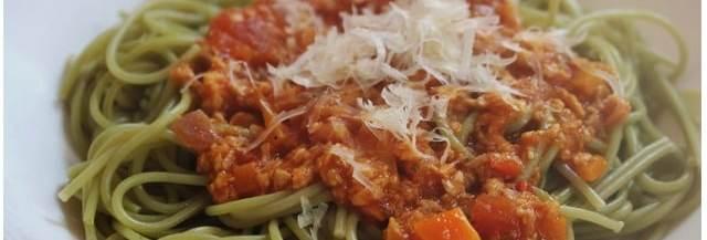 Spaghettis Clémence