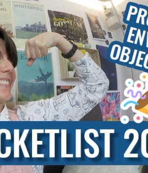 bucket-list-2018-video