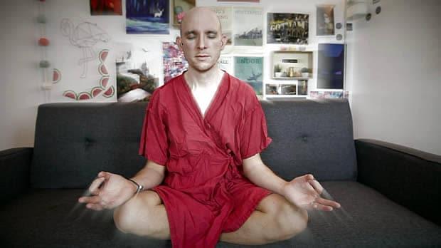 (Cette photo est tirée d'une vidéo sur la méditation, où j'en parle plus longuement à travers la voix de Marion Séclin)