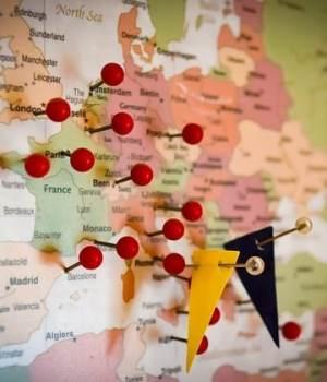 Destination Travel European Europe Vacation Plan