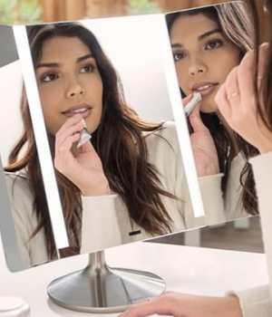miroir intelligent high-tech