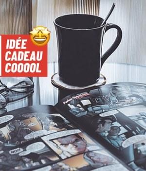 idée cadeau cool bd