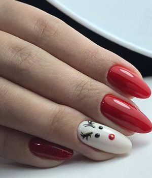 nail-art-noel