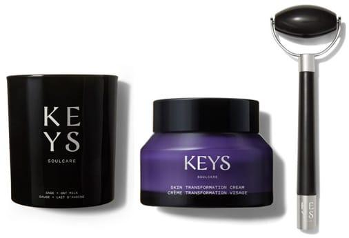 Keys Soulcare, la marque d'Alicia Keys, nous vend la beauté «holistique»