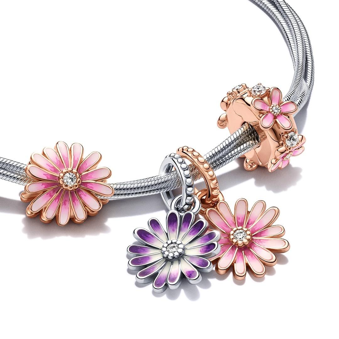 charms collection Pandora Garden
