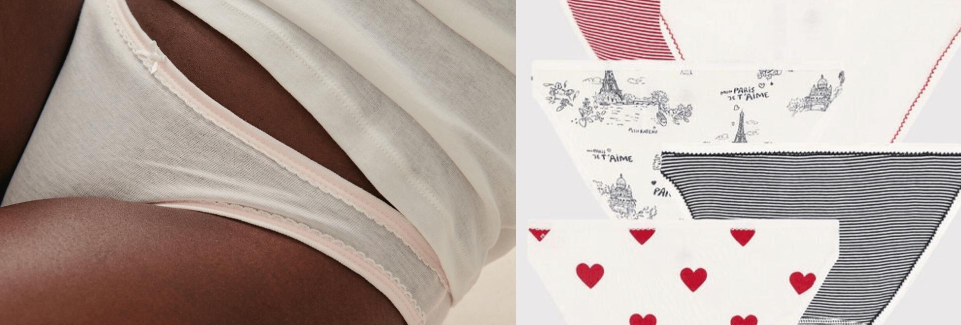 Les culottes Petit Bateau, une valeur sûre depuis plus de cent ans