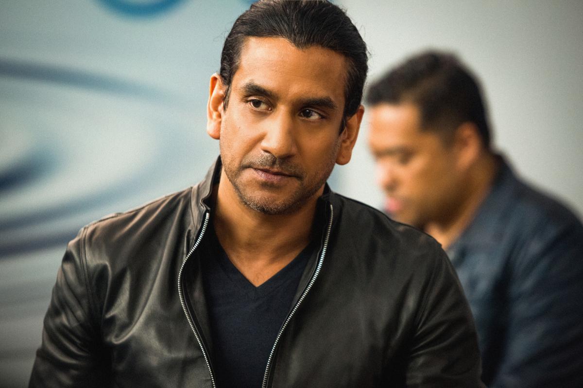Naveen Andrews - Sayid Jarrah : aujourd'hui