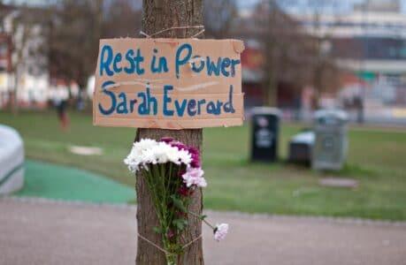 veillee en hommage a sarah everard