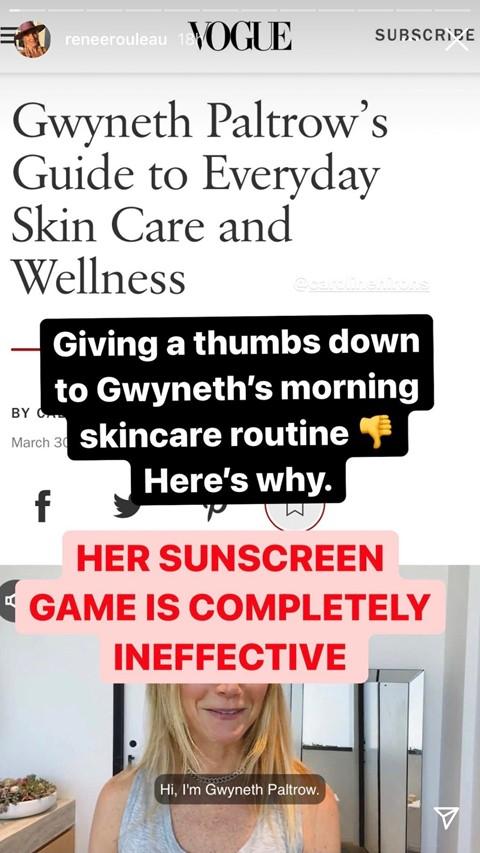 Attention, cette « tendance » crème solaire peut s'avérer dangereuse pour votre santé