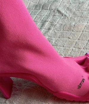 Les chaussures Balenciaga x Vibram de l'automne-hiver 2020-2021
