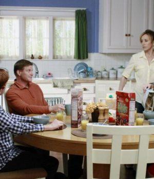 La famille nombreuse de Lynette et Tom Scavo dans Desperate Housewives