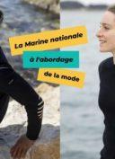 La Marine nationale lance sa marque de mode