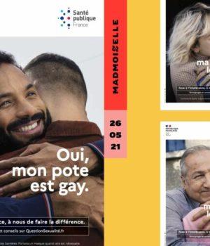 campagne LGBTiphobies spf 2021 mon pote est gay