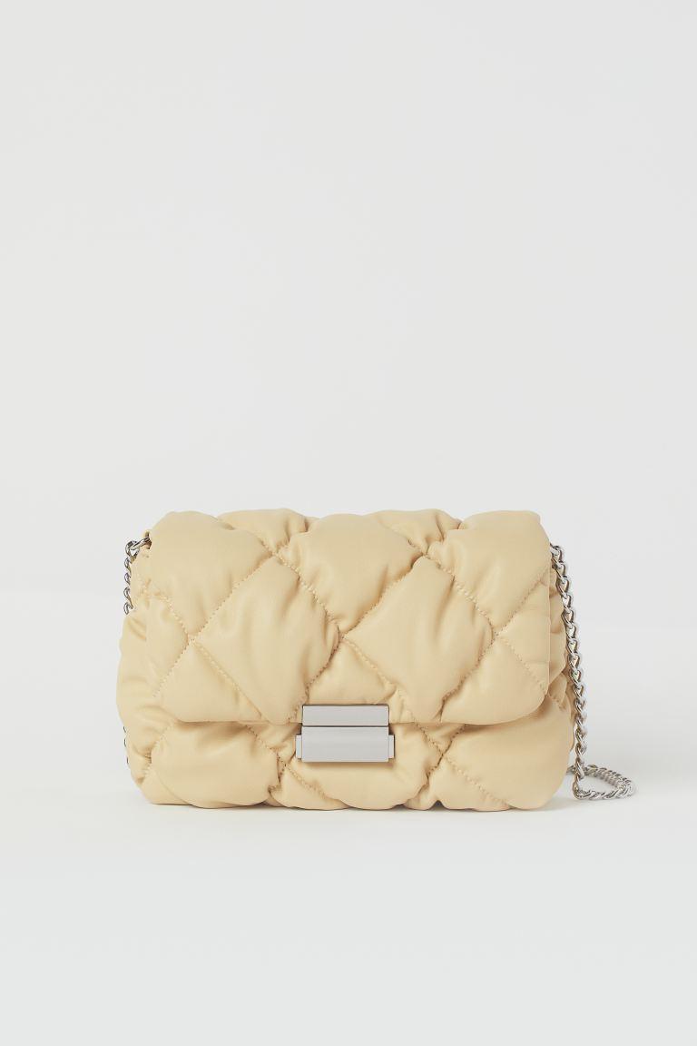 Mini-sac matelassé, H&M