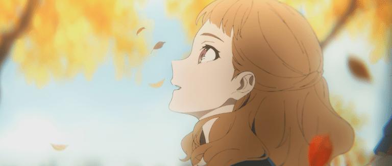 L'héroine du film d'animation Josée, le tigre et les poissons