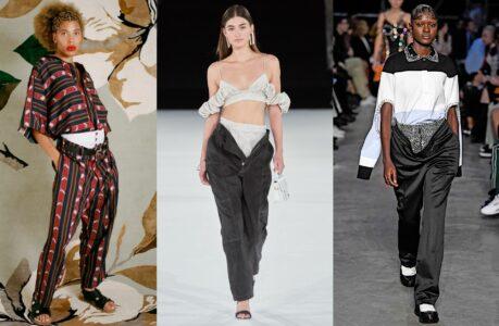 À force de voir des meufs piquer des caleçons aux mecs, la mode s'en mêle enfin