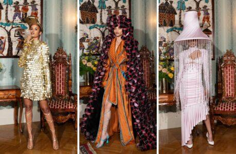 Le défilé Pyer Moss haute couture de Kerby Jean-Raymond rend hommage aux inventions noires