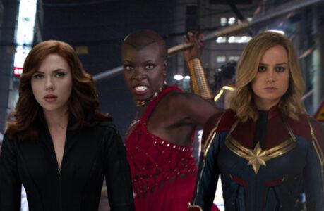 heroines marvel test