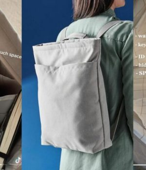 Ce sac à dos Ikea rend TikTok zinzin