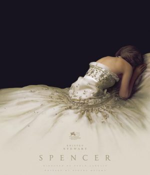 Kristen Stewart en Lady Di sur la première affiche du film Spencer pour la Mostra de Venise