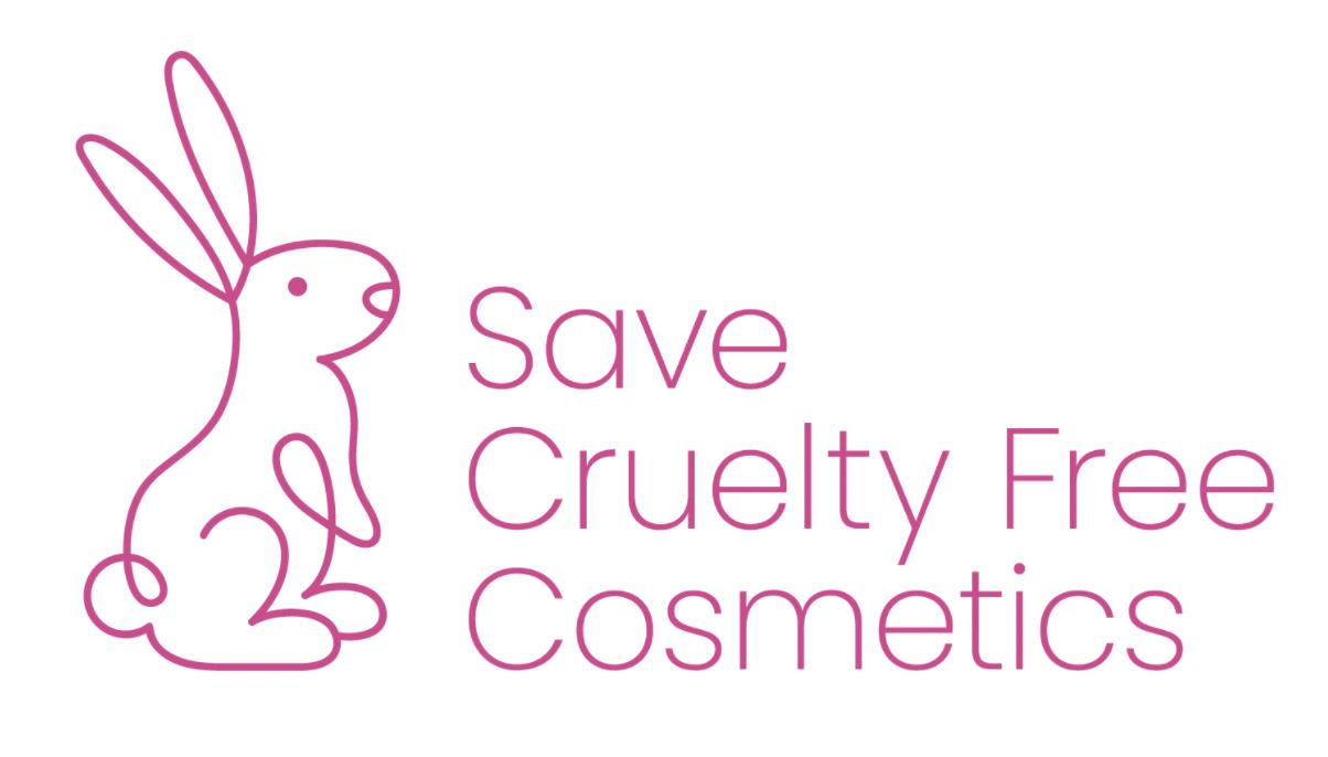Le croquis d'un lapin sert de visuel à l'initiative citoyenne européenne baptisée « Pour des cosmétiques sans cruauté — s'engager en faveur d'une Europe sans expérimentation animale » de l'été 2021.