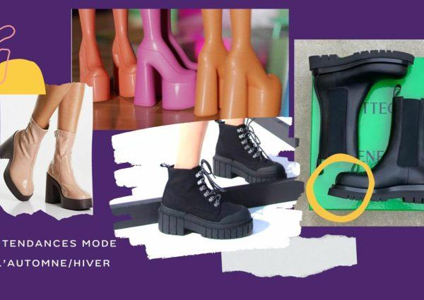 Chaussures-à-plateforme