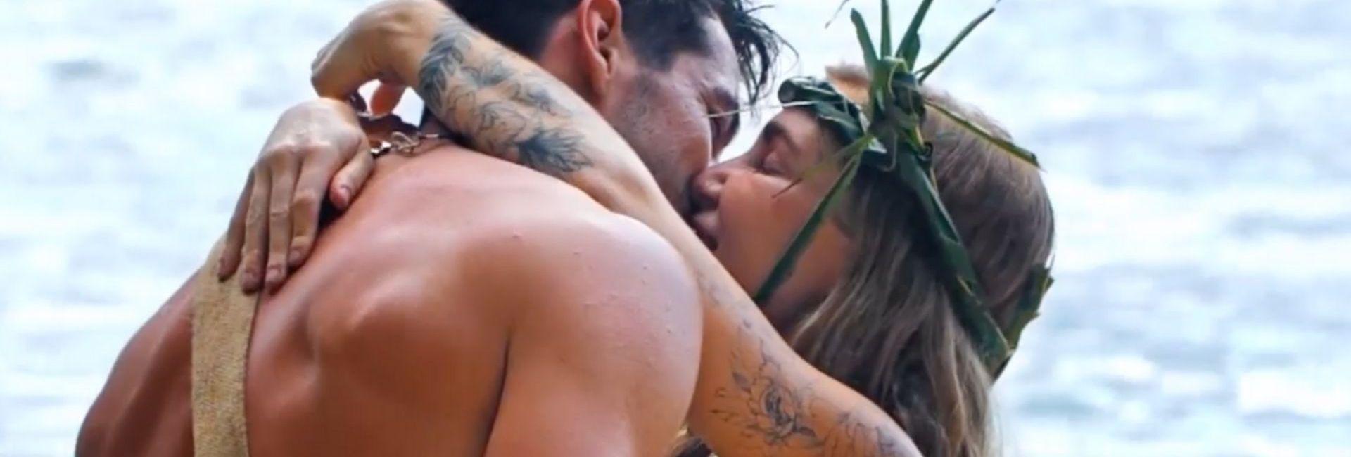 Couple-téléréalité-naked-and-afraid-of-love