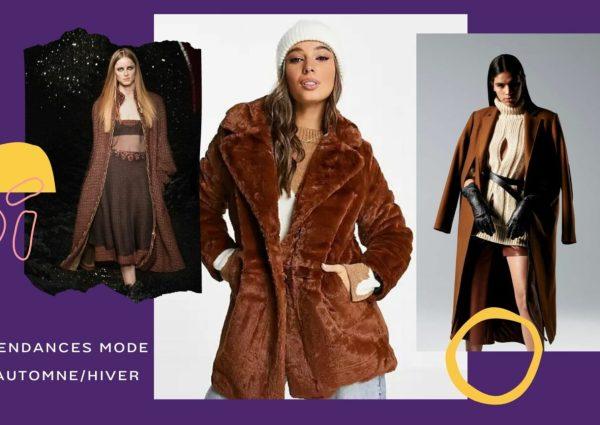 Des manteaux marron chaud signés Chanel ; Wednesday's Girl ; Boyarovskaya Paris