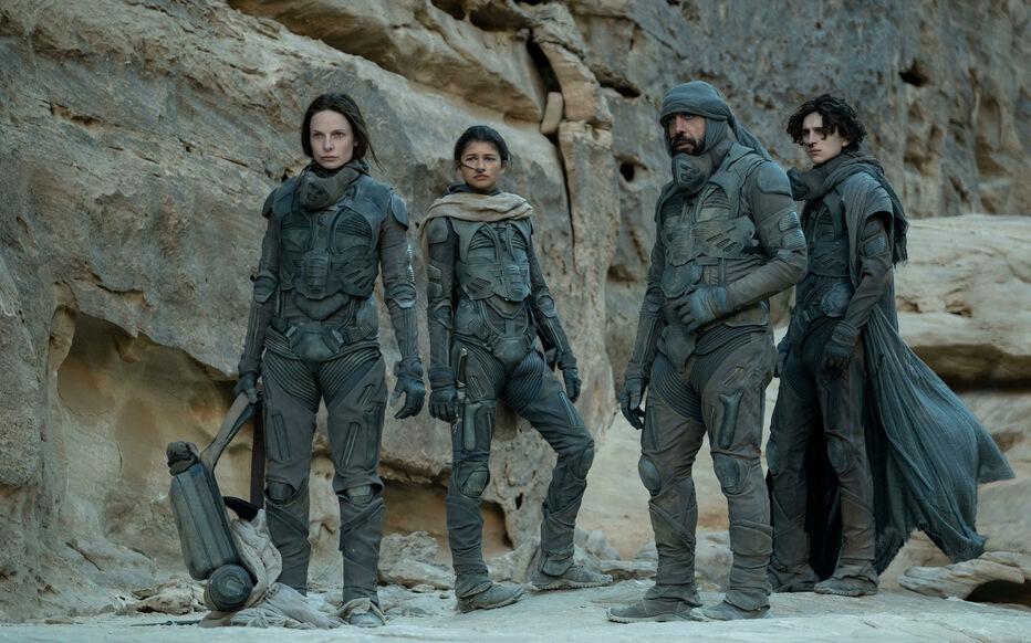 On a adoré Dune, et en plus on a presque pigé toute l'histoire