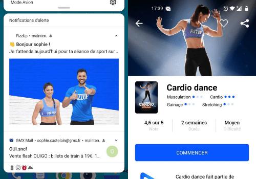 Le sport à la maison et en dansant, c'est facile (et on a même une belle promo pour vous)