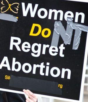 women dont regret abortion usa – vertical format