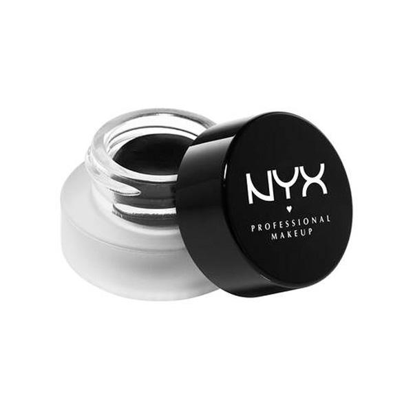 Eye-liner noir en pot de NYX