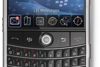 Le BlackBerry Bold (BlackBerry 9000) en détails