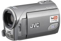 GZ-MS100 : le camescope de JVC compatible YouTube