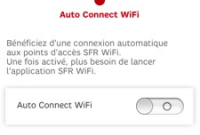 SFR active l'EAP-SIM, uniquement sur iPhone