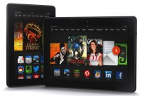 Amazon présente le Kindle Fire HDX, avec un OS Android customisé