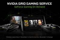 Cloud Gaming : Nvidia lancera GRID en Europe en décembre