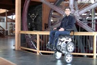 Toyota relance iBot, le fauteuil roulant innovant