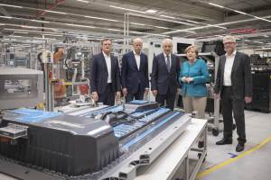 L'Europe n'attend pas Tesla pour construire son immense usine de batteries
