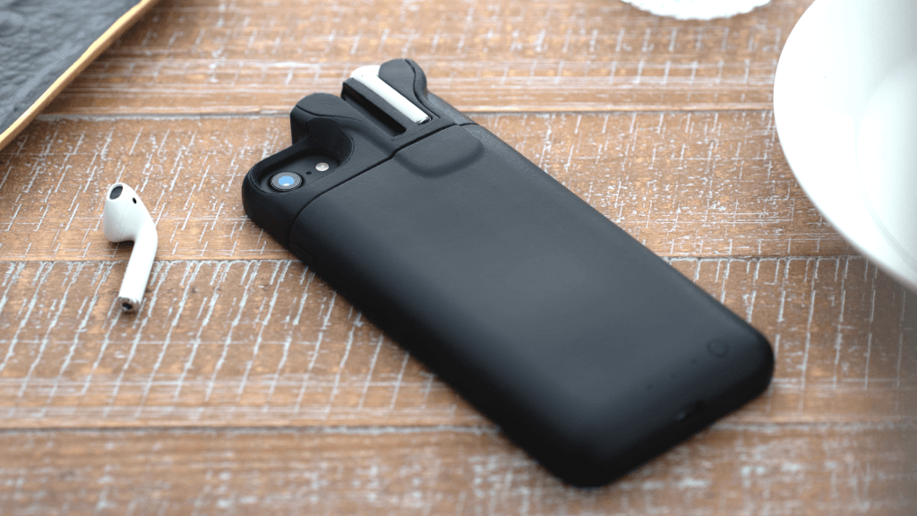 coque qui charge iphone xr